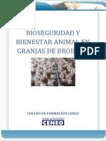 Bioseguridad Bienestar Animal en Granjas de Broiler