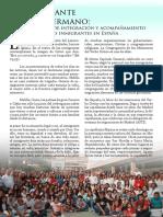 Capellanías de Inmigrantes en Madrid