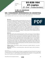 01026164 Arias y Otros - El Problema de La Equidad en Las Universidades Del Conubarno Bonaerense en Argentina