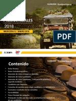 Intención de Voto Para Presidencia 2018 Segunda Medición EcoAnalítica y Guarumo Para El Tiempo y La W