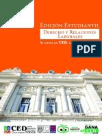 Derecho y Relaciones Laborales - CED