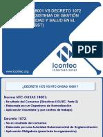 Presentacion Foro Seguridad Antonio Garcia OHSAS 18001