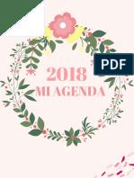 Portada Agenda 2018