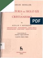 MOELLER, Ch., Literatura Del Siglo XX y Cristianismo VI, 1995