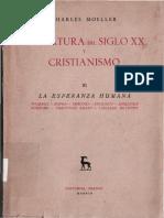 MOELLER, Ch., Literatura Del Siglo XX y Cristianismo III, 1957