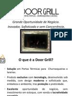 Revendedores Door Grill - 1