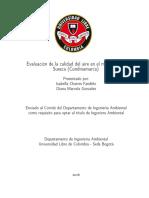 Tesis_Evaluaciòn de la calidad del aire en el Municipio de Suesca - Cundinamarca.pdf