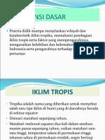 3.IKLIM TROPIS