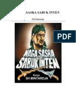 Naga Sasra dan Sabuk Inten - SH Mintardja