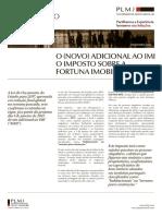 O -Novo- Adicional Ao IMI