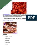 20 Recetas Fáciles Para Preparar Con Tomate en Guatemala _ Supermercados La Torre