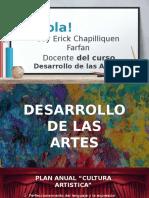 Plan Anual Cultura Artistica