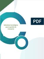Lectura de Apoyo 3.2 Soluciones Tecnológicas Para La Gestión Del Transporte
