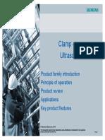 04 Flow Ultrasonic Clamp