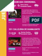 Ruta Rally Guanajuato 2018 2