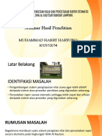 PPT Hasil Harry