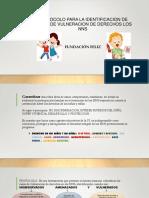 Protocolo Para La Identificacion de Casos de Vulneracion