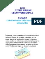 ArchivetempCURS_2_Caracteriztarea Hidrodinamica a Structurilor