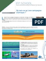 4 Campagne Sismique