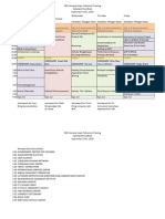 1-1-PreService Training 2010 Agenda