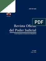 REVISTA OFICIAL DEL PODER JUDICIAL  2008.pdf