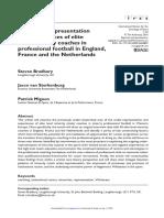International Review for the Sociology of Sport Volume Issue 2016 [Doi 10.1177%2F1012690216656807] Bradbury, S.; Van Sterkenburg, J.; Mignon, P. -- The Under-representation and Experiences of Elite Le