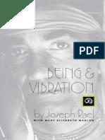 Being Vibration-rael Joseph