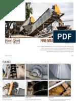 Fine Material Washer SPLT1047ENPR 01