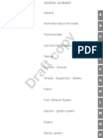 Ducati 1098 2007 Service Manual