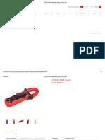 UT206A 1000A Digital Clamp Meters_UT200_UNI-T