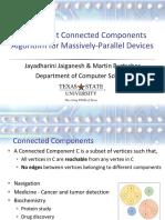 s7252 Jayadharini Jaiganesh Efficient Connected Components