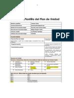 Planificación para 8° Basico Jhoann Canto