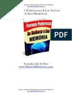 Maneiras poderosas para avivar a sua memória.pdf