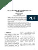 Certificado Ambiental Edif Cios Aqua Leed Procel Edifica