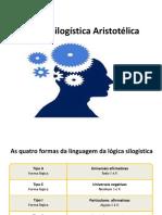 Lógica Silogística Aristotélica Questão - Aula