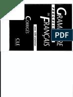 Grammaire Progressive Du Francais Avec 500 Exercices Intermediare