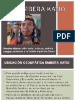 Embera Katio
