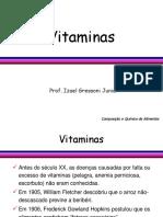 Aula5 Vitaminas(Composicao e Quimica de Alimentos)
