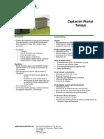 CAPTACION PLUVIAL ROTOPLAS