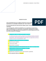 Actividad No Evaluativa - Caso Clinico -Sin Hacer