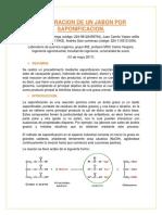 9-Preparacion de Un Jabon Por Saponificacion. (1)