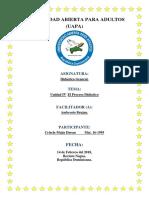 Unidad IV -El Proceso Didáctico.docx