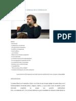 En Defensa de La Intolerancia - Slavoj Zizek