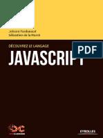 Découvrez Le Langage JavaScript - OpenClassrooms Eyrolles