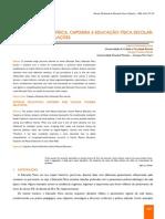 EDUCAÇÃO FÍSICA, CAPOEIRA E EDUCAÇÃO FÍSICA ESCOLAR POSSIVEIS RELAÇOES