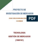 Proyecto de Investigacion de Mercados Parte 2