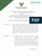 Sk Jadwal Seleksi Kabkota Otentikasi Rev
