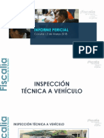 INFORME PERICIAL CTI ACERCA DEL VEHÍCULO DE PETRO