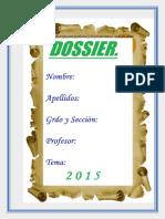 historia universal - dossier