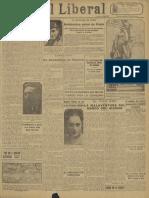 El Liberal (Madrid. 1879). 4-4-1926